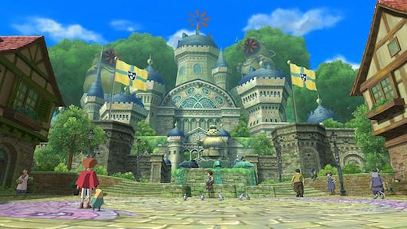 Ni No Kuni shipments pass 1.1 million, series clears 1.7 million