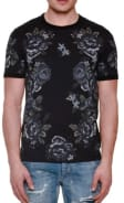 Dolce & Gabbana Embroidered Rose-Print