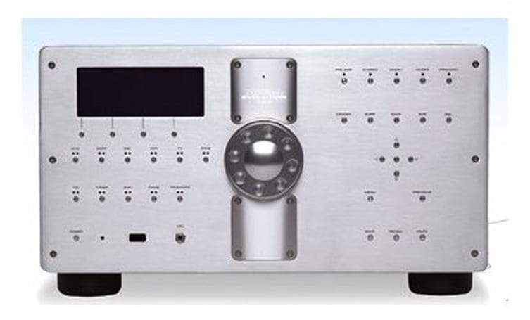 Krell unleashes its Evolution 707 preamp/processor