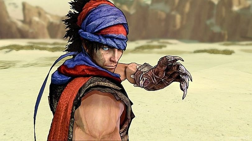 Jordan Mechner files 'Prince of Persia The Forgotten Sands' trademark
