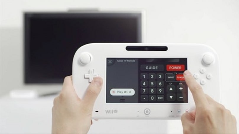 Wii U's TV control is surprisingly important