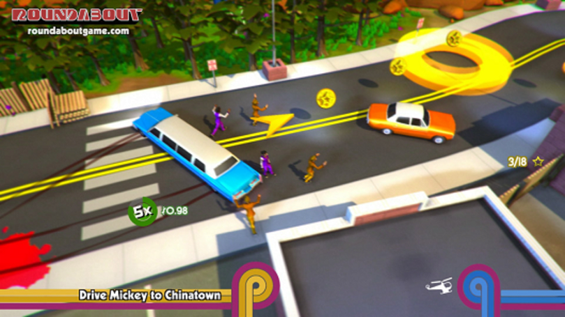 Roundabout, Fist of Awesome head up latest Steam Greenlight additions
