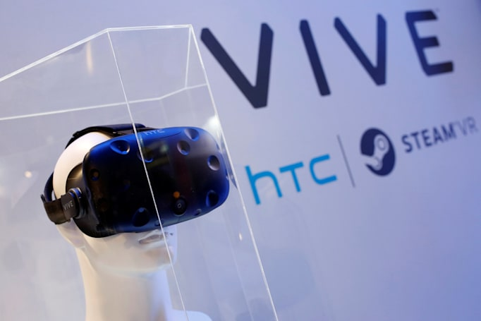 HTC's 10 and Vive boost sales, but the future still looks grim