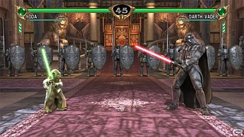 Yoda appearing as Soulcalibur IV DLC, will cost $5