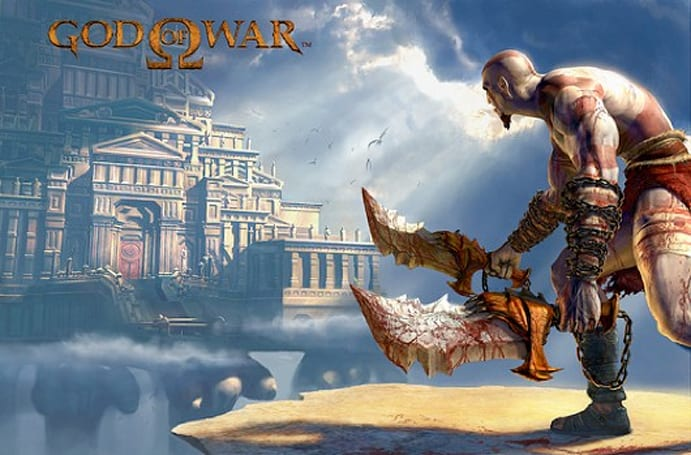 Pre-orders open for God of War Collection on Vita