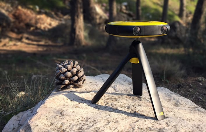 Vuze camera shoots 3D VR video for under $1,000