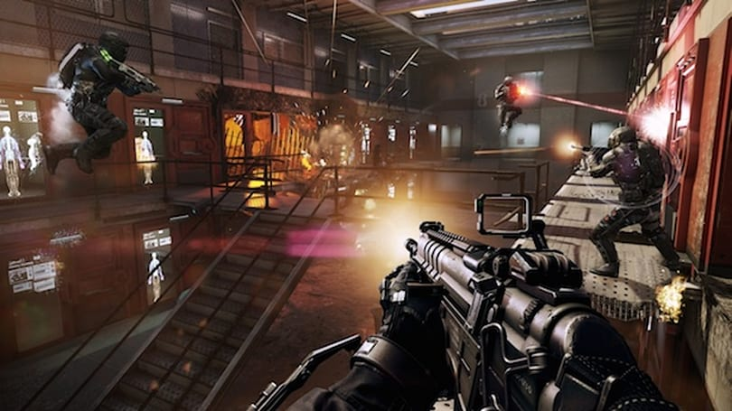 Call of Duty: Advanced Warfare community not toxic, dev says