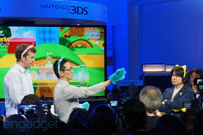 Nintendo sees Mario and Zelda giving Wii U a big boost, 3DS continuing to grow