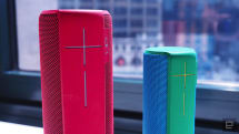 UE adds Google and Siri voice integration to its Boom speakers