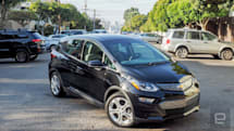 The first Chevy Bolt EV you see might be your Lyft ride