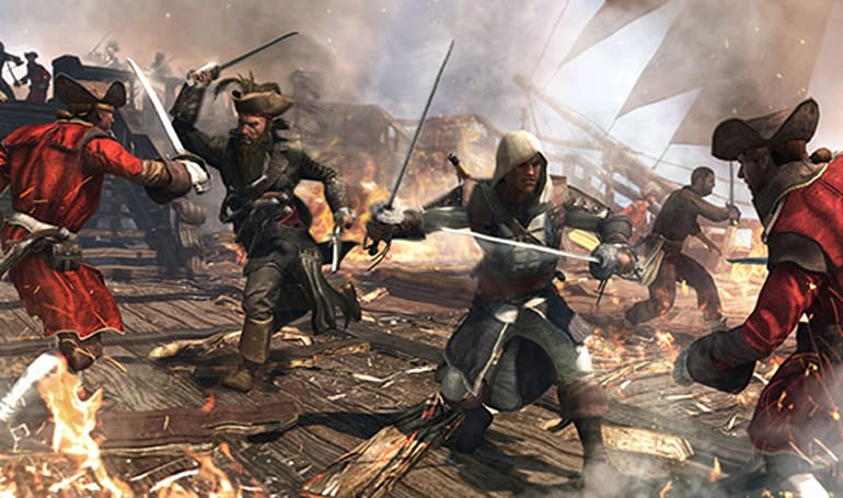 Assassin's Creed 4, Puppeteer among nominees for music awards