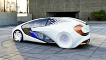 Toyota's futuristic Concept-i, and more in the week that was