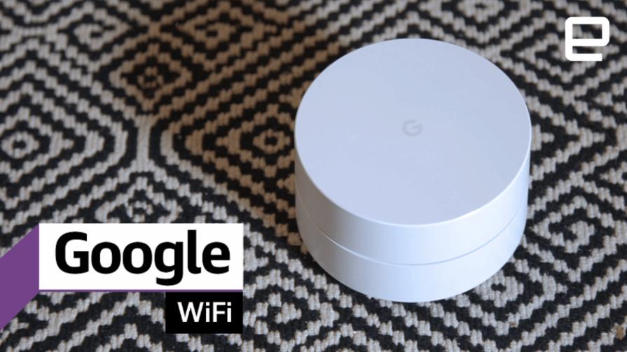 Google WiFi: review