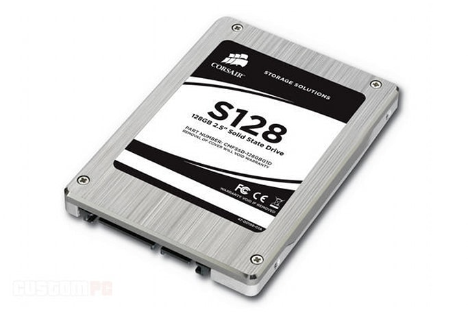 Corsair joins SSD party with 2.5-inch 128GB drive