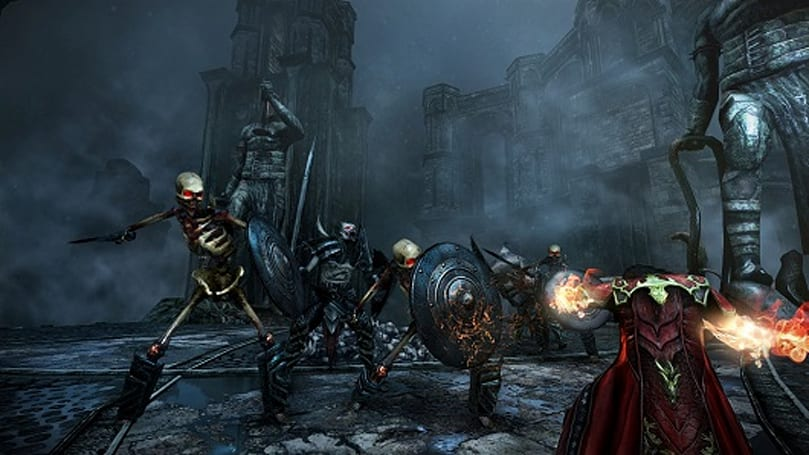 Castlevania: Lords of Shadow 2 demo made available to all