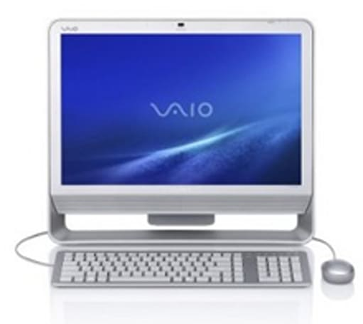 Sony starts shipping VAIO JS series all-in-one desktop