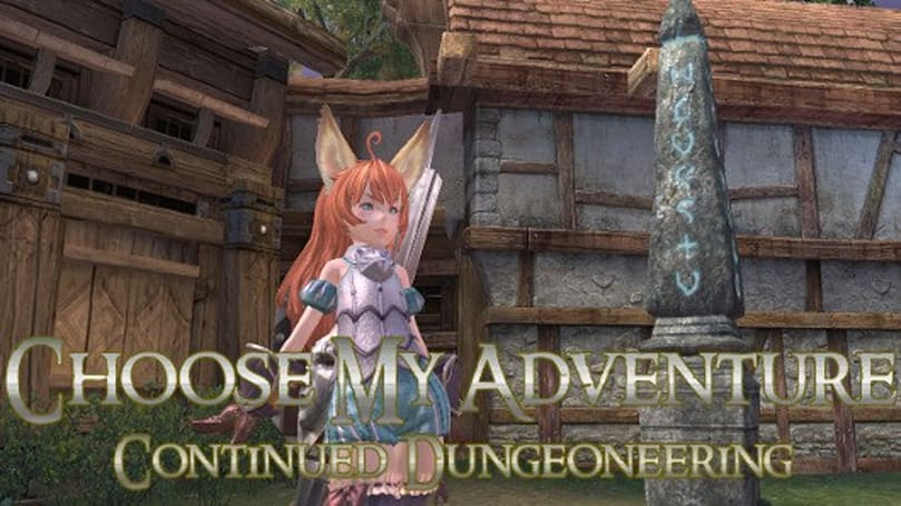 Choose My Adventure: A last round of TERA dungeons with Higiri