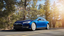 Tesla takes the wheel: driving a Model S hands-free
