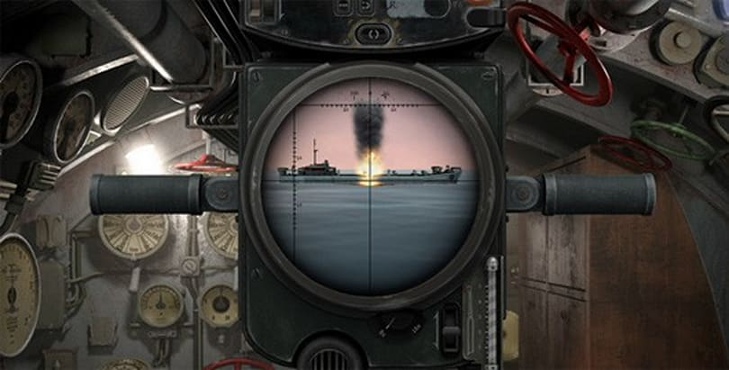 Silent Hunter inaugural video showcases U-boat on the offensive
