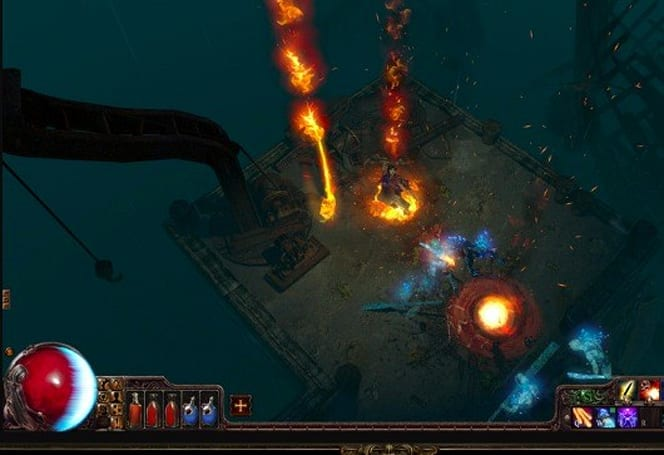 Path of Exile version 1.0 is six months away, one expansion per year after