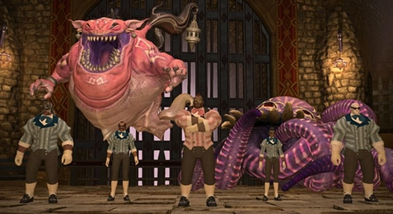 Final Fantasy XIV shows off patch 2.4's story and Shiva