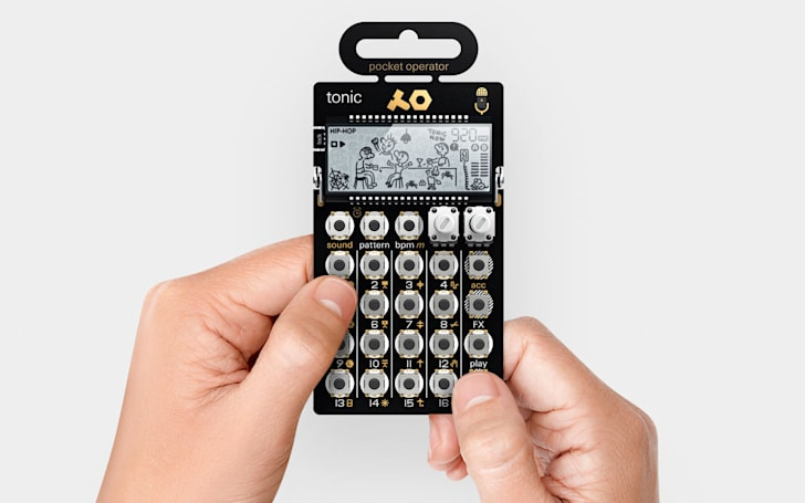 Teenage Engineering's new pocket synth is its most versatile yet (updated)
