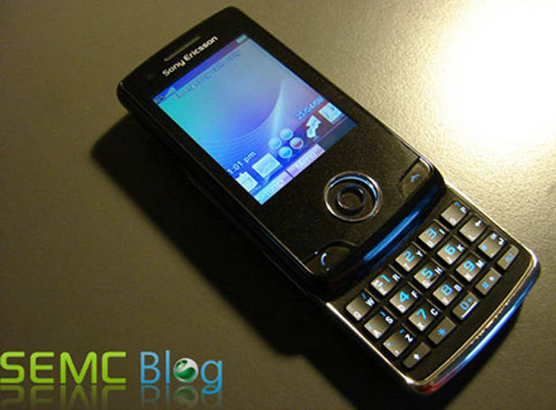 Sony Ericsson's P10 (Paris) gets another hands-on, full-blown review