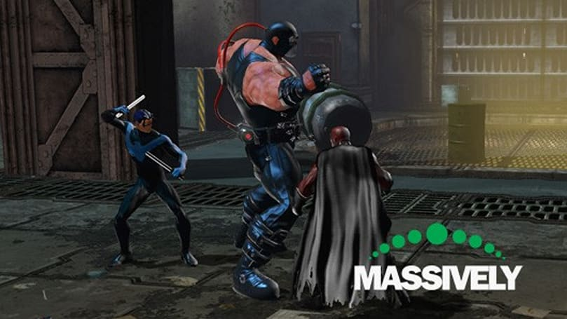 SOE announcing DCUO's freemium launch date tomorrow