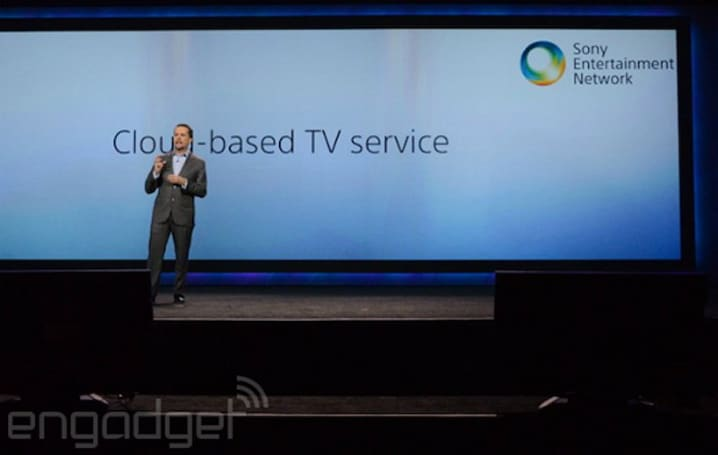 PlayStation Vue pumps cloud-based TV onto consoles in 2015