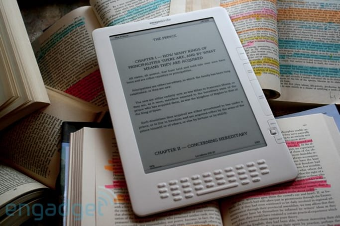 Amazon confirms international Kindle DX is on the way too