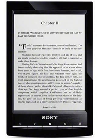 Sony Reader WiFi officially drops to $129.99