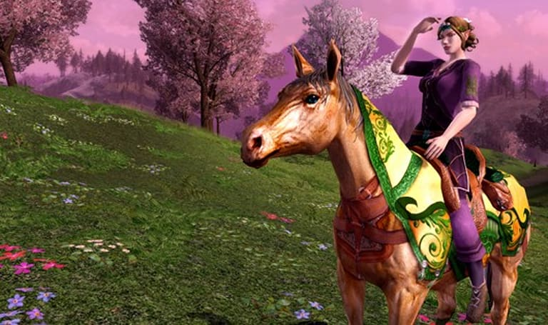 Lord of the Rings Online anniversary bringing double XP, beer