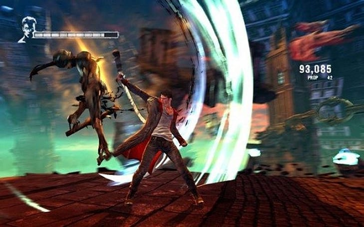 DMC: Devil May Cry reigns over a Bloody Palace on February 20