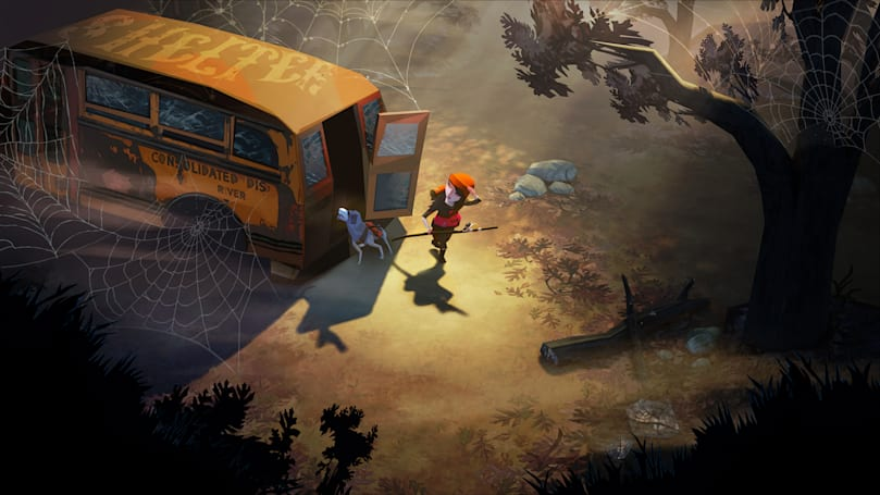 Survival smash 'The Flame in the Flood' comes to PS4 in January