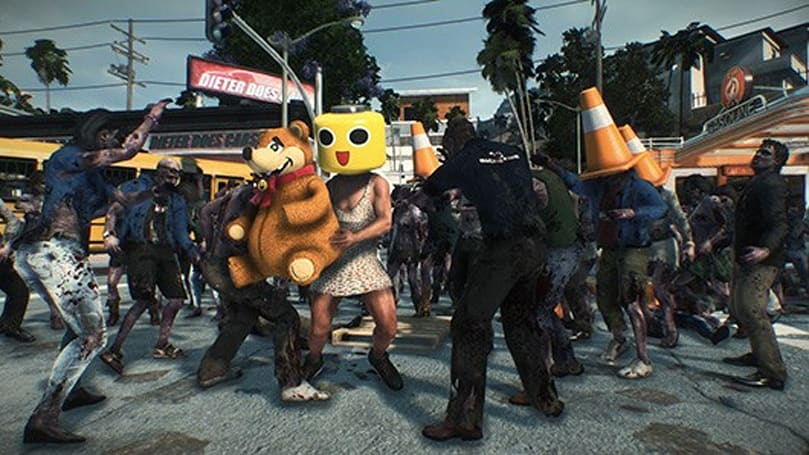 Dead Rising 3 launch trailer arrives in style