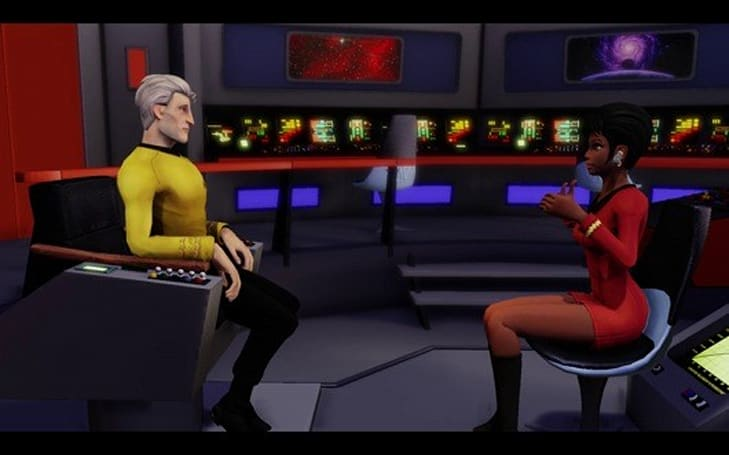 Star Trek - Who Wants To Be A Millionaire boldly going everywhere but America
