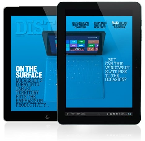 Distro Issue 63: Will Microsoft's Surface tablet rise to the occasion?
