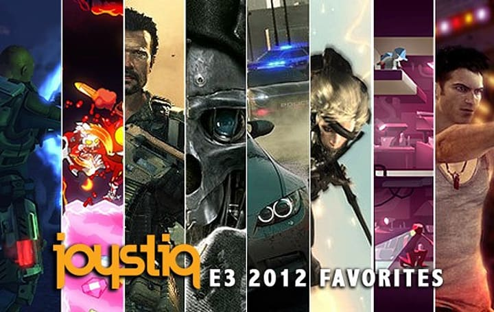 Joystiq's favorite games of E3 2012