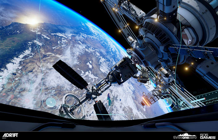 Experience tragedy above Earth in 'Adr1ft' next week on PS4