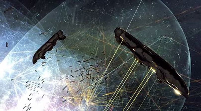 Watch the fourth EVE Online video in the Clarion Call series