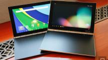 Das Yoga Book von Lenovo ist ein 2-in-1 ohne Hardware-Tastatur (Update: Video / Hands-On)