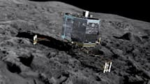 Philae mission team says goodbye to the comet lander