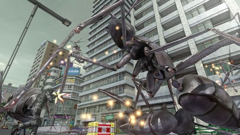 Earth Defense Force 2025 begins in 2013