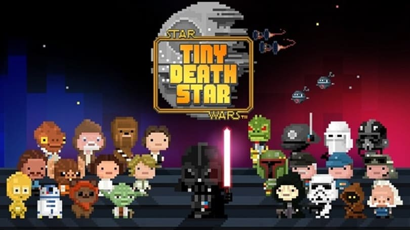 Star Wars Assault Team, Tiny Death Star get bullseye'd like womprats