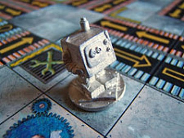 Off the Grid reviews RoboRally