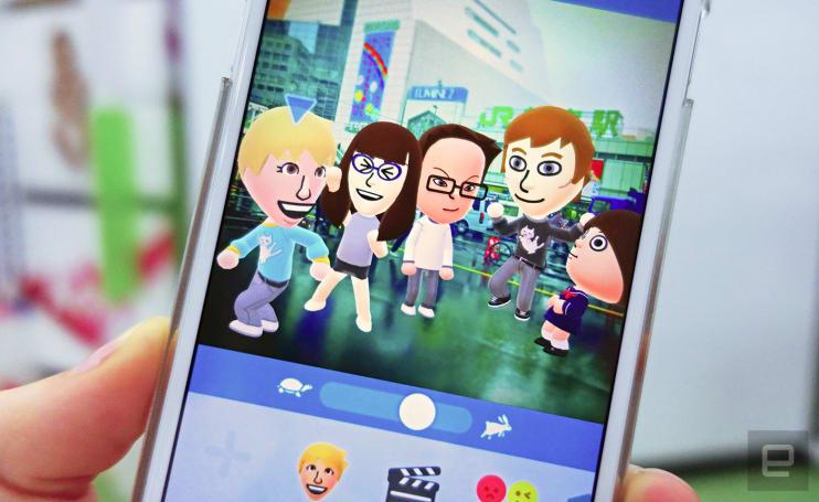 Nintendo's first smartphone game racks up 1 million users