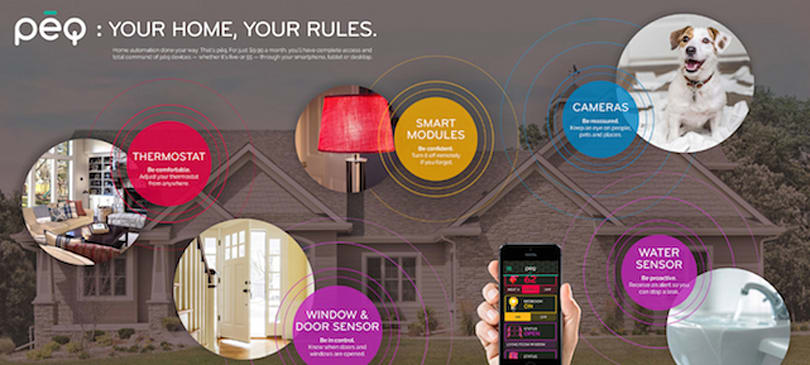 PĒQ marks Best Buy's entrance into smart home market