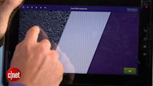 Senseg's tactile display gets demoed on a tablet, products anticipated within 24 months
