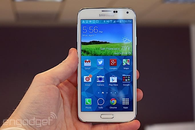 Samsung reportedly sold 4 million fewer Galaxy S5s than Galaxy S4s