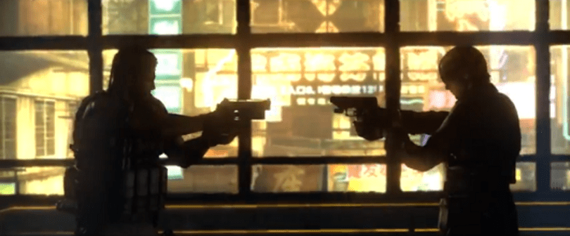 Resident Evil 6 TGS trailer shows drama in action